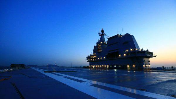 中国航母有电磁弹射系统?比肩美国最先进航母