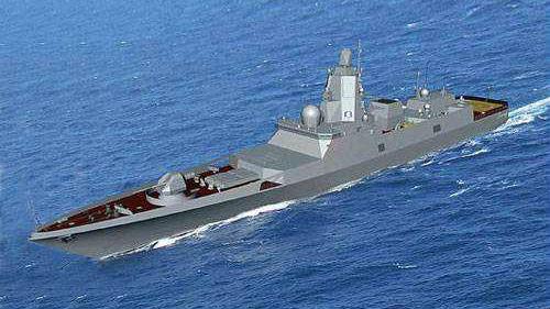 俄媒盛赞俄海军最佳护卫舰:防空系统非常强大