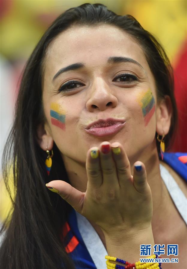 【世界杯】感受激情四射的足球盛宴