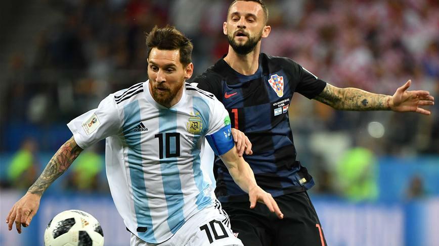 梅西:不为阿根廷拿下大力神杯,我不退役