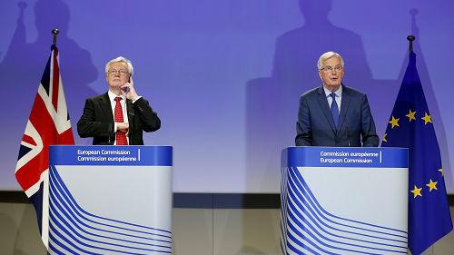 外媒:英国脱欧公投两周年满路荆棘 最终协议遥遥无期