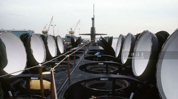 效仿美军?日刊称潜艇搭载特种部队可实现秘密渗透