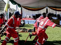 津巴布韦总统竞选集会发生爆炸 多名官员和民众受伤