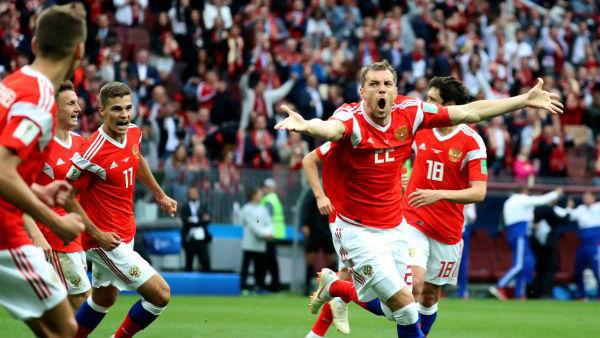 FIFA称未发现俄球员