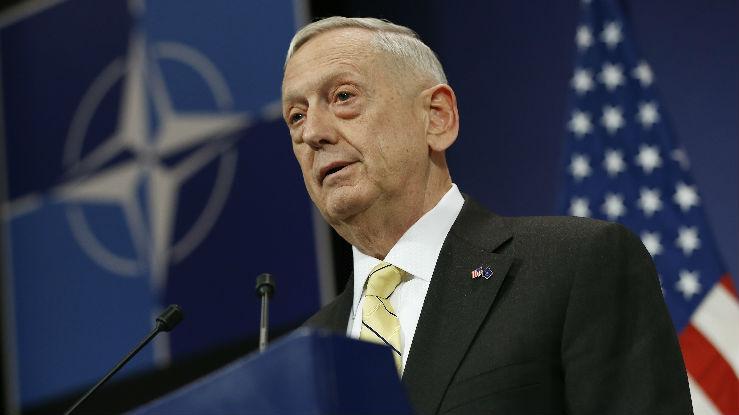 """外媒:美国防部官员称美将向朝鲜列""""要求""""清单"""