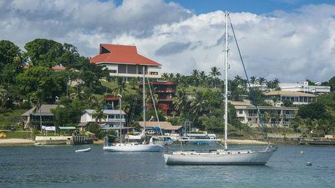 """打着""""制衡中国""""名义 澳加强对南太控制 这次盯上了瓦努阿图"""