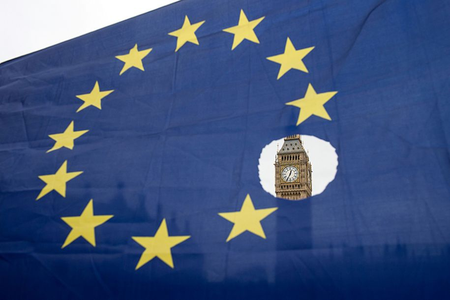 英国《退出欧盟法案》正式生效