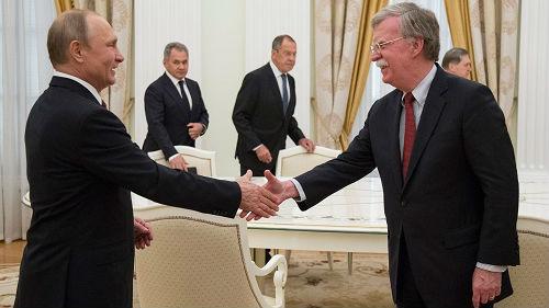 外媒:俄美商定在第三国举行峰会 赫尔辛基或成举办地