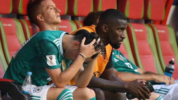世界杯花絮:出局的德国队或造成2亿欧元损失