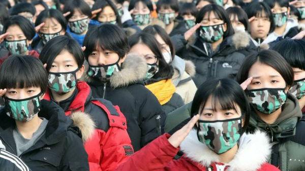 邻邦扫描:印度要全天候监控中国海军 韩军多管齐下防雾霾