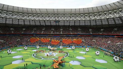 美媒称世界杯广告成全球经济风向标:完美诠释中国经济实力