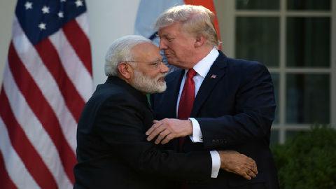 """美再推迟与印度""""2+2""""对话 印媒:美不再视印度为优先国"""