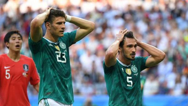 外媒反思德国队世界杯出局:被自己的巨大成功击垮……