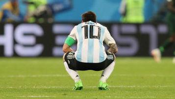"""世界杯花絮:英媒""""组建""""最差球员联队 梅西、穆勒在列"""