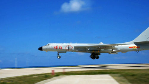 """俄媒解析美国为何对中国在南海的""""不沉航母""""如此紧张"""