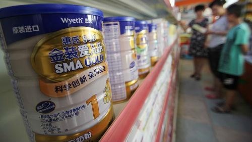 """英媒称美国货在华不再""""高人一等"""":中国品牌突围抢占市场"""