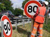 法国7月起调整公路限速