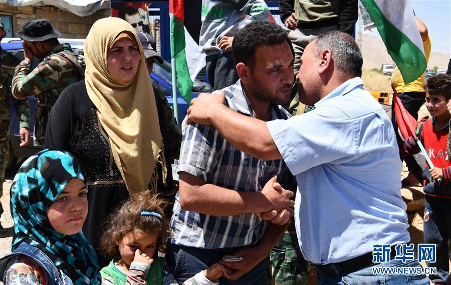 归乡,不再流浪——记叙利亚难民返乡