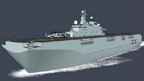 美专家预测:中国7年后将拥有7艘航母