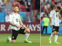 【世界杯】八分之一决赛:再见,梅西