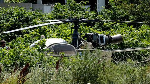 """法国""""头号通缉犯""""乘直升机再次越狱 上次是炸开监狱大门"""