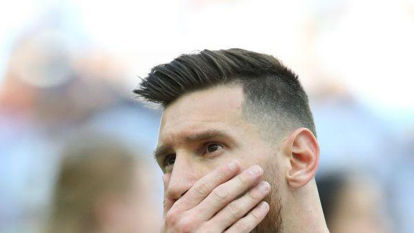 """阿根廷兵败全世界都在着急 外媒称球队急需""""大换血"""""""