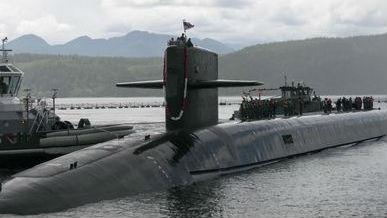 美媒比较中美俄新一代核潜艇 中国新核潜艇航速超30节