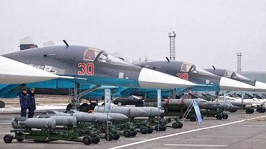 军情锐评:专家盘点俄军在叙作战收获:战法试验场 将领集训班