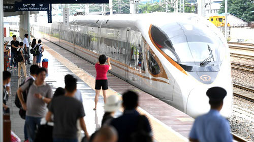 港媒:中国城市抓住高铁发展良机 挖掘潜在经济效益