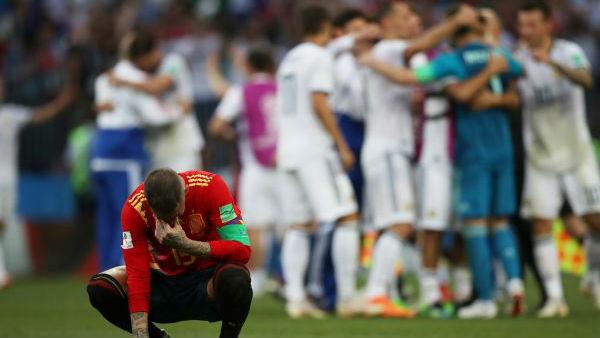 东道主点球掀翻斗牛士 西媒怒批西班牙球队水平倒退15年