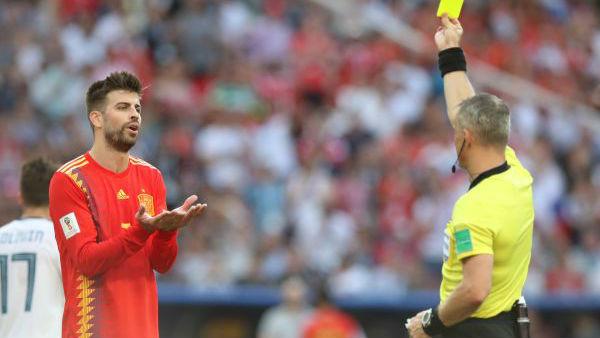 世界杯裁判能挣多少钱?德媒称不及德甲联赛给的多