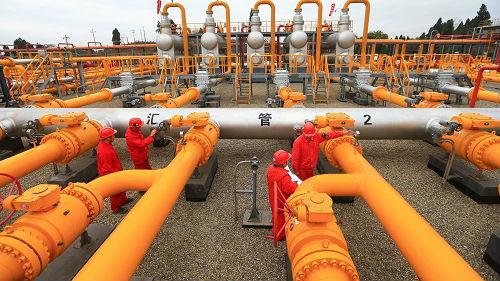"""中国成最大天然气进口国 外媒:这几个国家或可享受""""红利"""""""
