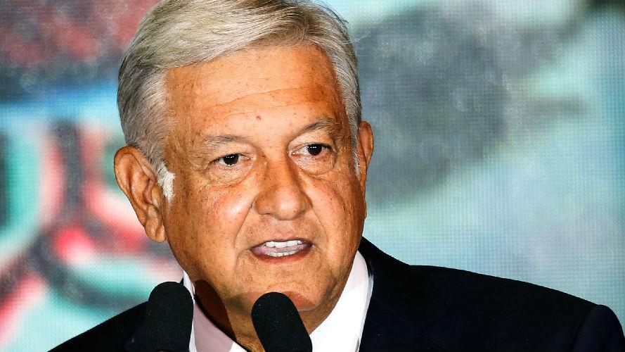 """墨西哥候任总统称不会与美""""争斗""""  特朗普:我们关系非常好"""