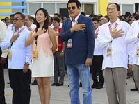 """菲律宾""""反毒市长""""在政府升旗仪式上遭枪击身亡"""