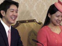 日本皇室公主与普通职员订婚 10月底将举办婚礼