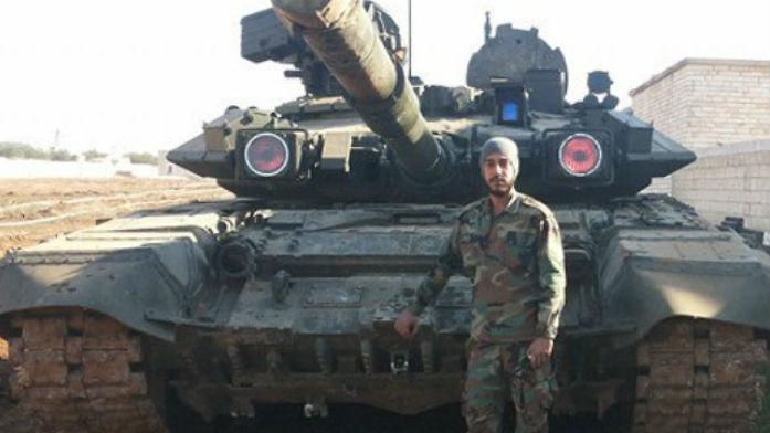人才是关键!美媒:叙军T-90坦克被毁多因操作不当或指挥混乱