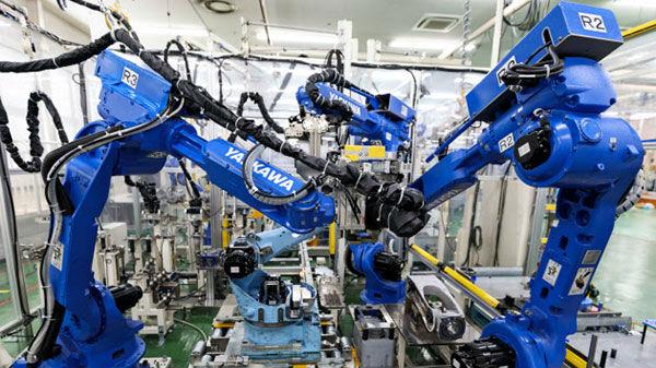 """日媒:日本""""看家本领""""机器人研究存在感下降 被中国赶超"""