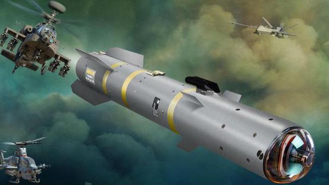 美媒:美军新型空地导弹投产 试射18枚有4枚哑火