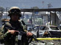 墨西哥中部一烟花厂爆炸至少19人死亡