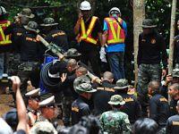 泰国清莱救援继续进行
