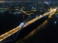 """上海黄浦江上四座大桥将集体""""换装"""""""