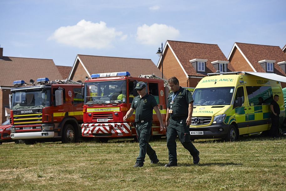 英国女性因接触神经毒剂身亡 警方按谋杀罪立案
