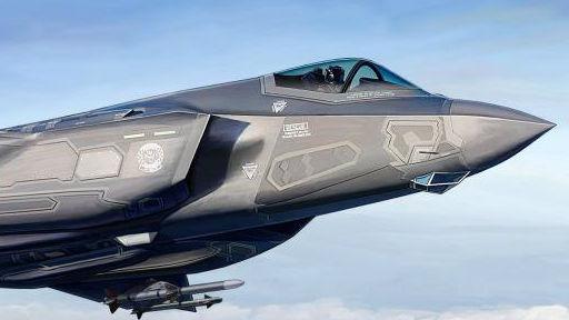 """借机推销F-35?美专家反对德用""""台风""""换""""旋风"""""""