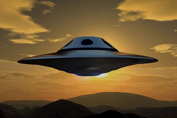 图为ufo想象图