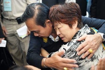 外媒:中方将参与普吉岛船难调查 泰警方称船长对事故负主责