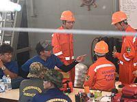 千赢国际娱乐救援队参加泰国普吉翻船事故救援