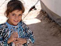 困境里的人生——探访伊拉克哈桑沙姆安置营地