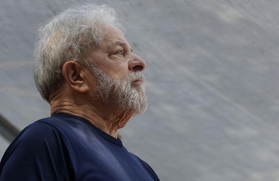 巴西联邦法院法官宣布继续关押卢拉