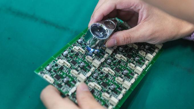 美媒:中国芯片厂商推出国产CPU 试图摆脱对美依赖
