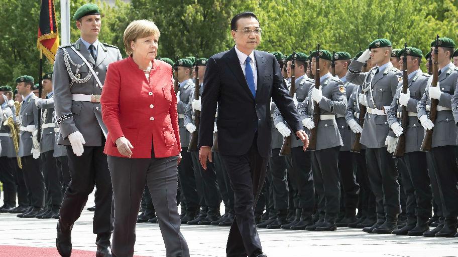 境外媒体:李克强访德为中欧合作添动力